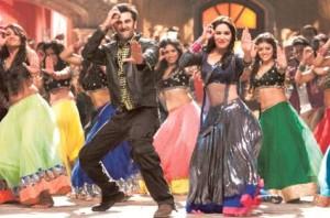 Proefles Bollywood dans les